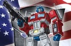 Vote For Optimus Prime