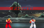 Ryu Vs Ken (For a Collab)