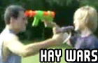 Hay Wars by Fro