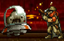Metal Slug - War Scene