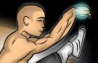 KungFu DragonStyle kick