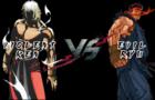Violent Ken VS Evil Ryu