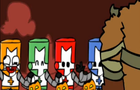 Castle Crashers Halloween