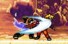Yoh Vs Naruto training