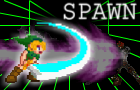 Spawn: Link vs Ganondorf by FU5ION