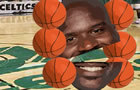 Shaq Makes The Threw Thro