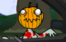 Zombie Pumpkin Drive-By