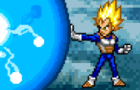 Goku V.S. Vegeta Preview by volkain5