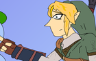 LoZ: Link's Epic Quest by madarkwasp