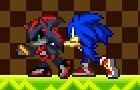 SL Sonic Vs. Metal Shadow