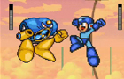 Megaman vs Airman by remixV4