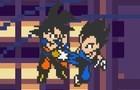 Goku VS Vegita