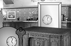 GreyClock's Apartment