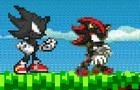 Sonic&amp;Shadow Destiny pre by Hamaku