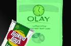 OlayClock Turns Green!!! by Olay-Clock313