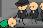 The Hard Way by Explosm