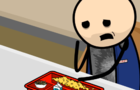 Sad Larry by Explosm