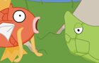 Magikarp vs Metapod