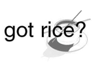 Got Rice?