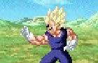 Goku Vs Vegeta 32-Bit