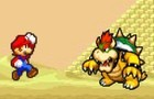 Mario vs Bowser FITE!!!1