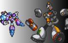 Megaman/Daft Punk 2