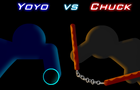 Yoyo vs Chuck by Hyun1990