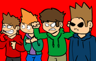 Eddsworld Vs Cahj by Lazyfeet