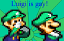 Mario Hates Fags!