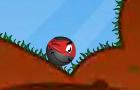 Ninja Ball Game