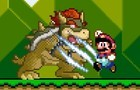 Mario:Vs Bowser