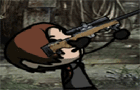 RE4 - Leons Sharpshooting by RazandBullidom