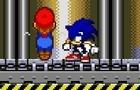 Mario Vs Sonic Batlle