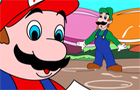 Hotel Mario Flash REMAKE by knucklehand