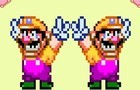 beat it with wario