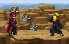 Gaara vs Deidara 0.8 by flashgames9631