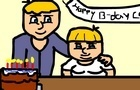 A Disappointing Birthday by MyMuslimFriend