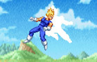 Goku ownage by Blaque1235