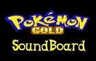 Pokemon Gold: Soundboard by OpiumNinja