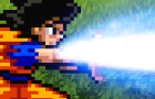 Goku against Naruto