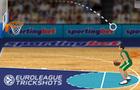Euroleague Trickshots