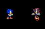 Sonic vs Shadow Part .5