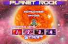 Planet Rock by Aforshaw