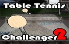 Table Tennis Challenger 2 by sjgold