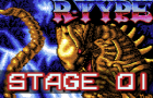 R-Type Stage 1 by koriblik