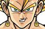 Goku & Vegeta vs KidBuu 3