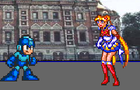 Megaman Vs SailorMoon!?!!