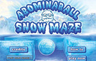 Abominaball Snow Maze by FizzyGames