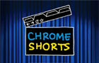 Chrome Shorts by Starberry