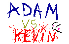 Adam Versus Kevin by nevan360